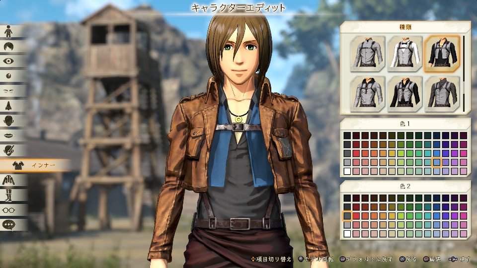 attack on titans online game