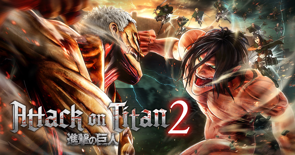 Attack on Titan 2 (A O T  2) Review Thread (PS4/Switch/XBO