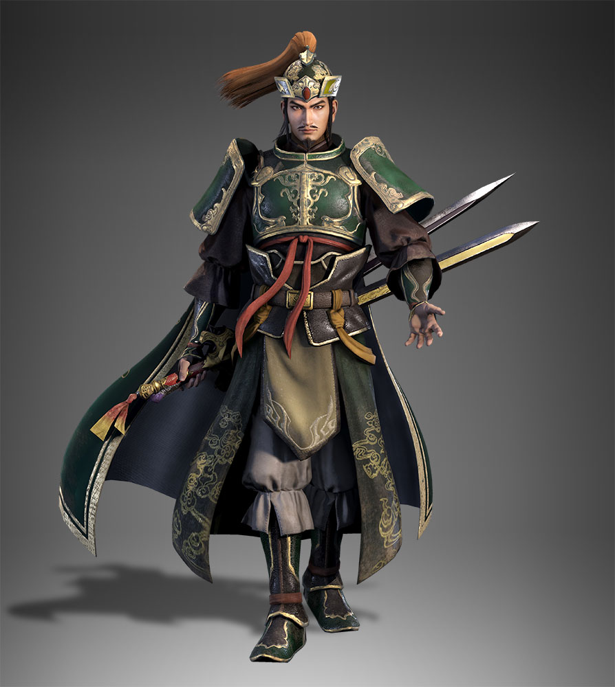 Dynasty Warriors 8 Level 5 Weapon Guides - Han Dang (Defense of ...