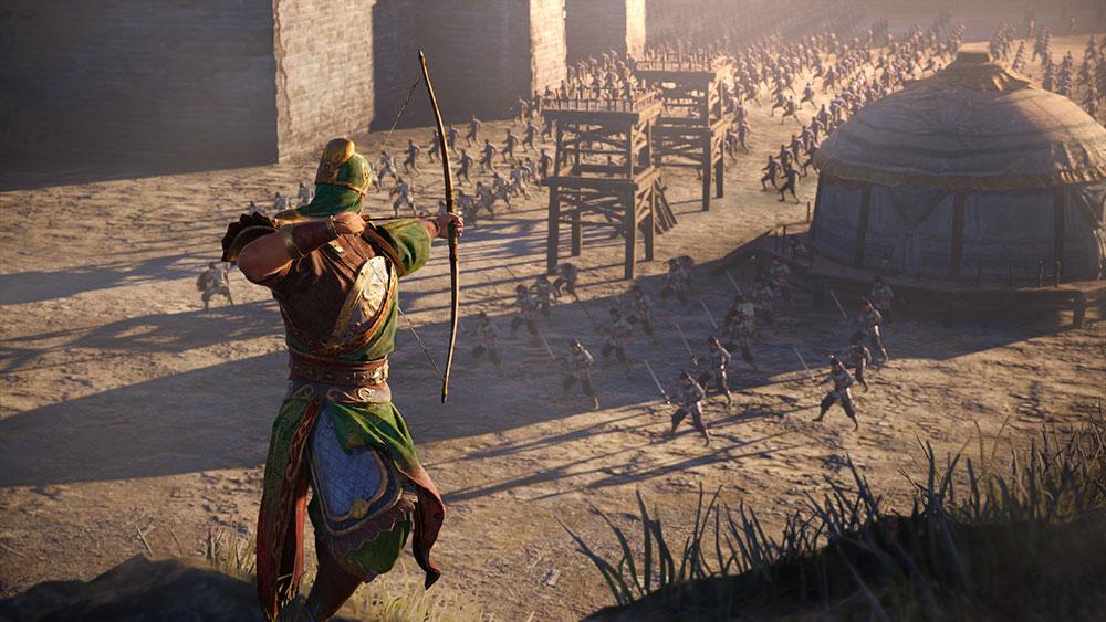 Hasil gambar untuk dynasty warriors 9 screenshots