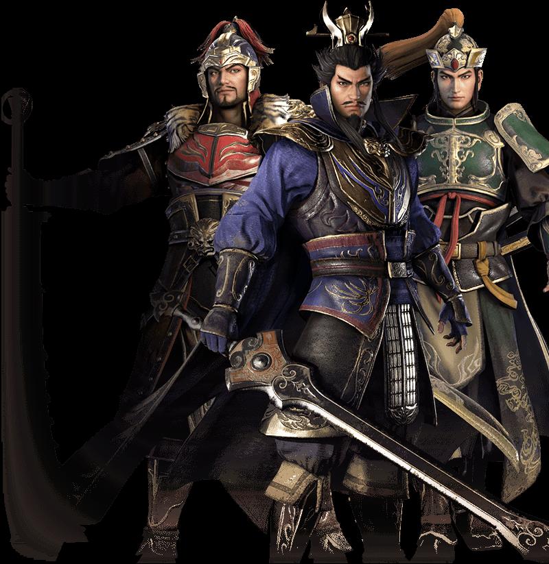 Shu Warriors- Han Dynasty by artstain2 on DeviantArt